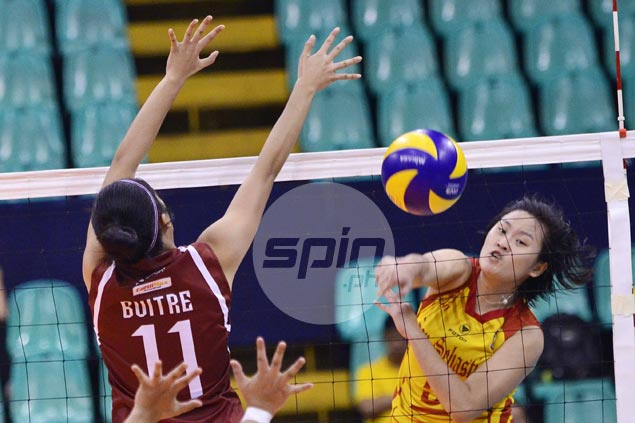 No excuses for Grethcel Soltones in dismal loss to UP: 'Kami ang may problema'