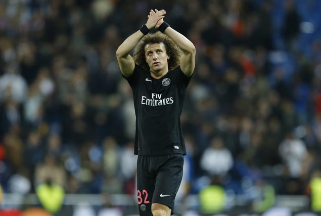 Chelsea pulls off biggest summer transfer surprise, gets back David Luiz from PSG