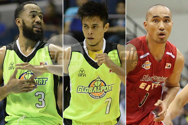 Globalport acquires Mike Cortez, sends Ronald Pascual to Blackwater in a trade