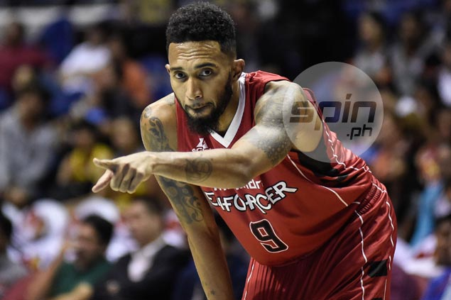 KG Canaleta rejoins Mahindra in time for playoff vs Meralco; Pacquiao reactivated
