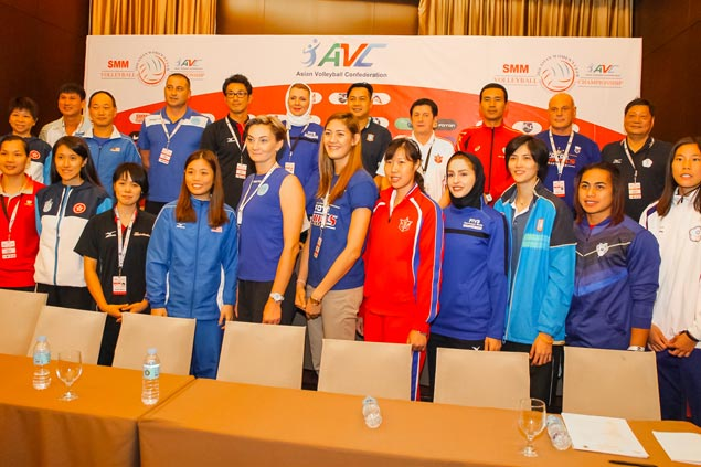 Bangkok Glass coach considers host Foton Pilipinas among contenders in AVC
