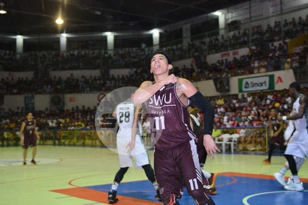 Macmac Tallo carries SWU Cobras past UV Green Lancers to complete first round sweep in Cesafi