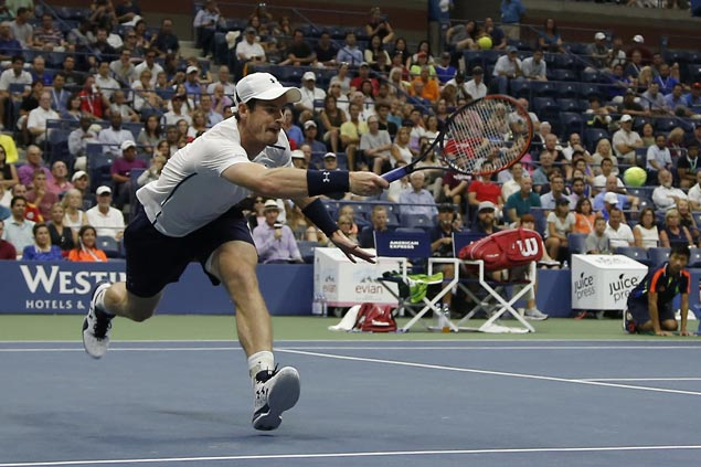 Murray cruises to the third round, but struggles with amplified ambient noise at US Open
