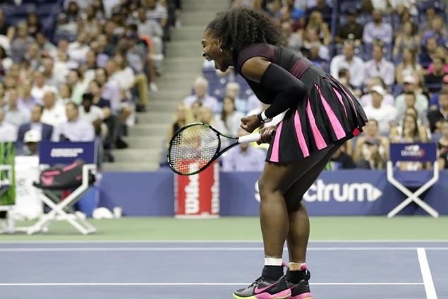 Serena Williams rues errors despite milestone win to reach third round of US Open