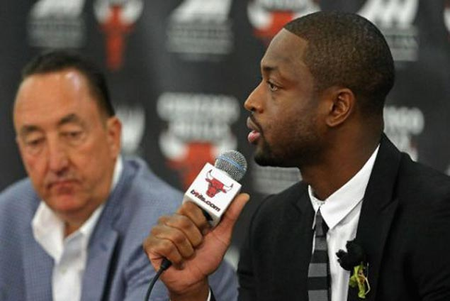 Dwyane Wade not pleased with Trump tweet using his cousin's death for political gain