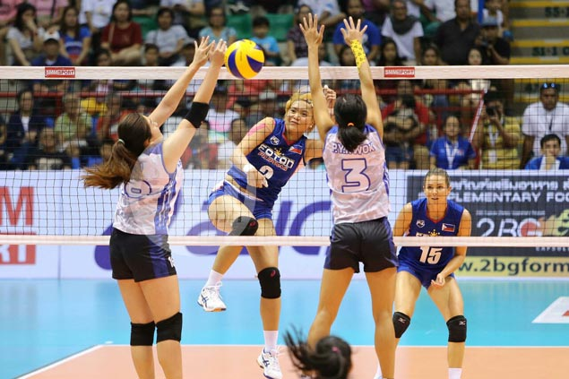 Jaja Santiago and Co. run show as Foton finds little need for imports in rout of HK