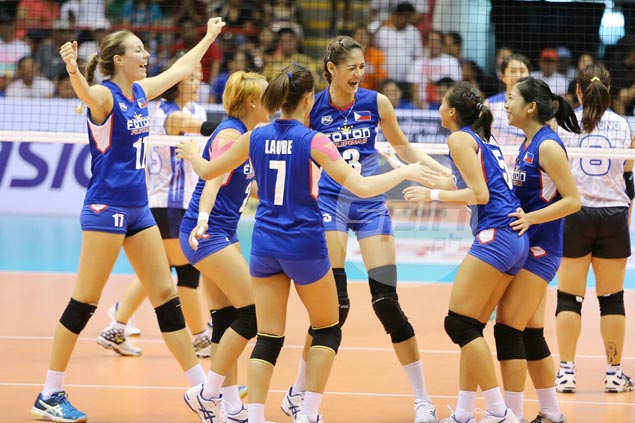 Foton Pilipinas starts Asian tourney with straight-sets win over Pocari Sweat Hong Kong
