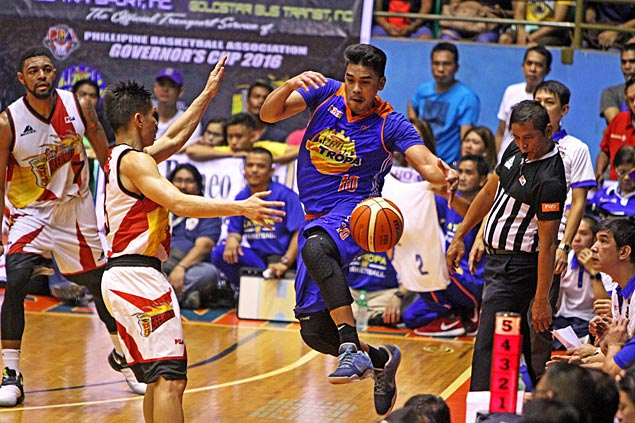 TNT connects from all angles, deals San Miguel heavy beating in Batangas