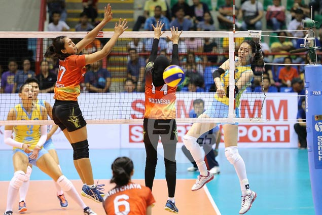 Kazakhstan's Altay VC starts AVC stint with easy sweep over Indonesia's Jakarta Electrik