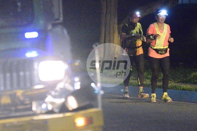 Kenya's Albert Omboga, Filipina runner Silamie Apolistar top Clark Ultramarathon