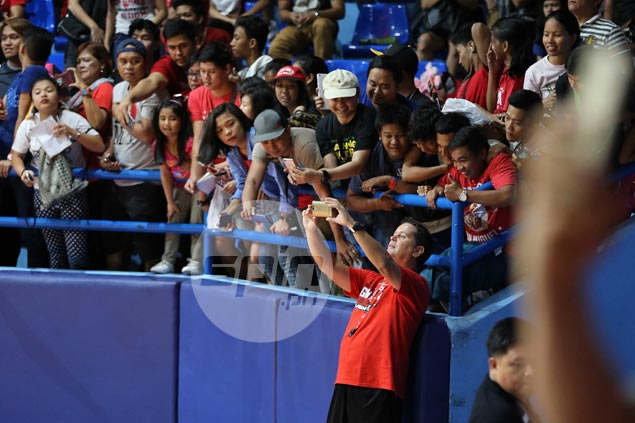 Inspired by open practices of Jaworski-era Ginebra, Cone and Kings hold fans day