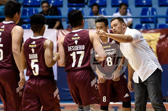 Perasol gives UP Maroons 'passing mark' despite loss to powerhouse La Salle