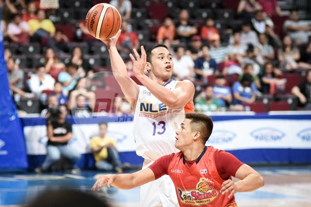 Hot-shooting NLEX completes comeback from 21-points down against Rain or Shine