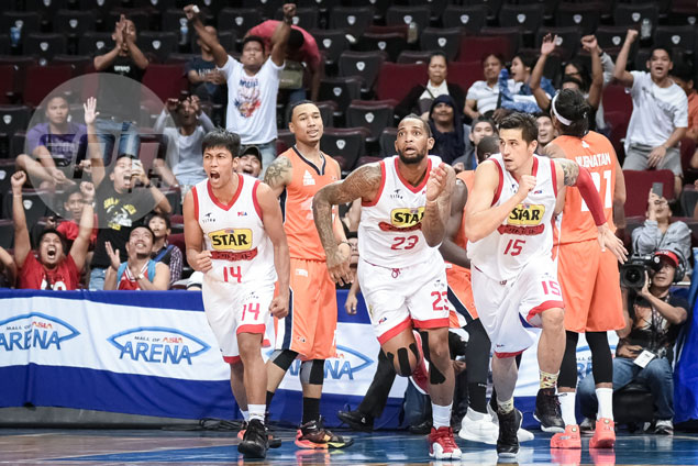 Joel Wright savors first PBA career win as Star's positive approach pays off in thriller over Meralco