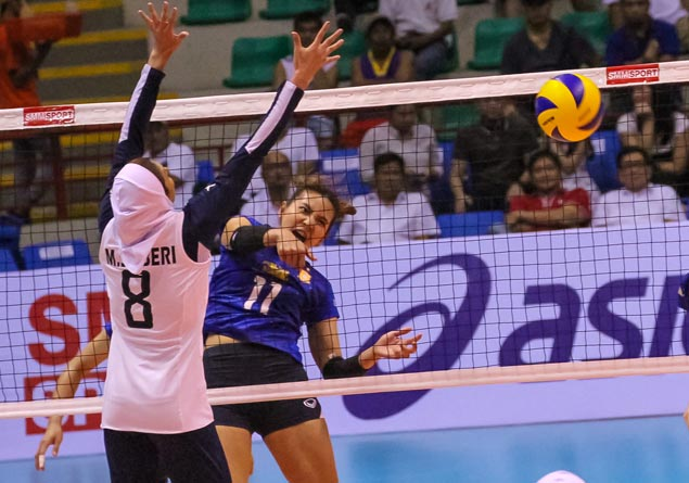 Defending champion Bangkok Glass beats Sarmayeh Bank of Iran to sweep group