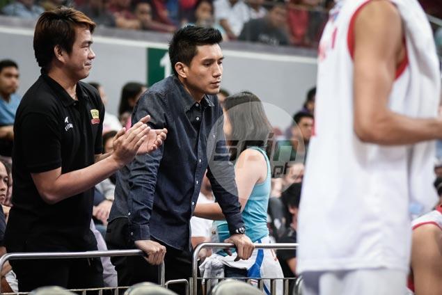 James Yap breaks silence on long-rumored trade: 'Hindi natin hawak 'yung ganung bagay'
