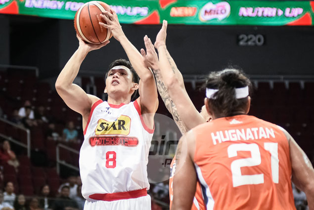 PJ Simon proud undermanned Hotshots showed resilience in 'character game'