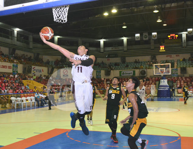 SWU Cobras rally to beat USC Warriors and stretch win streak to seven