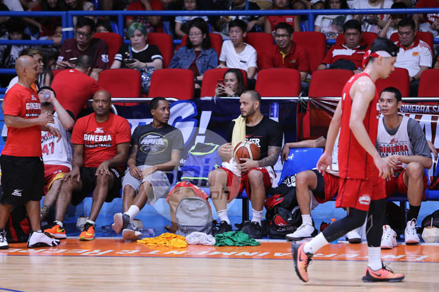 As Ginebra veers away from Cone's triangle, Sol Mercado career catches second wind
