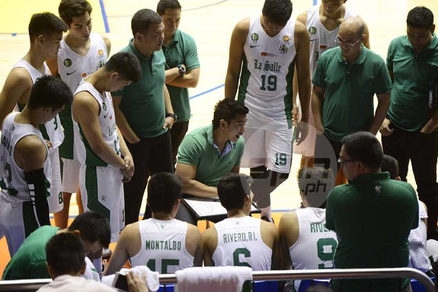 La Salle Green Archers left without one player as Andrew Langston ruled ineligible