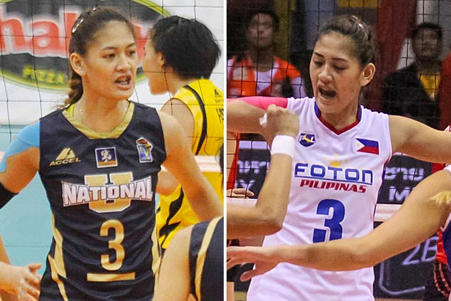 Jaja Santiago to work double time, play for Foton in Binan and NU in V-League