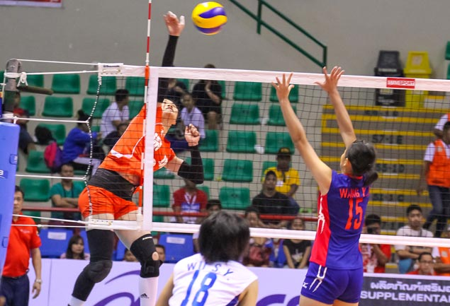 Shenzhen China beats Malaysian squad to complete sweep of group and gain quarterfinals