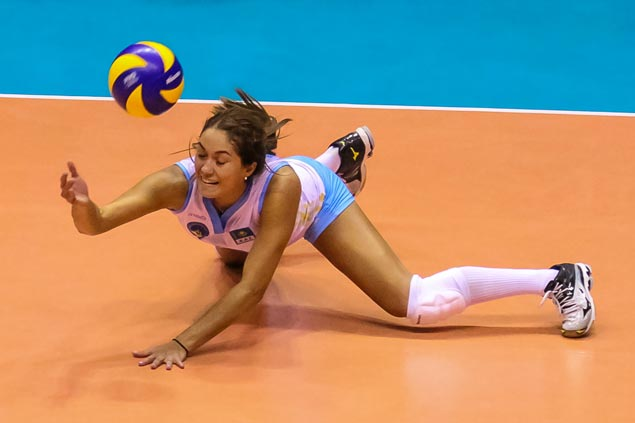 Kazakh side clobbers Vietnam to get a big boost ahead of classification match with Foton Pilipinas