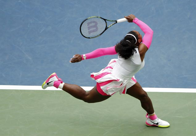 Serena Williams passes Roger Federer for most Grand Slam match victories with 308