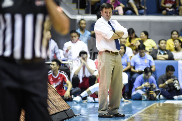 Left out of coaching staff, Alex Compton says Gilas stint the 'biggest honor' of his career