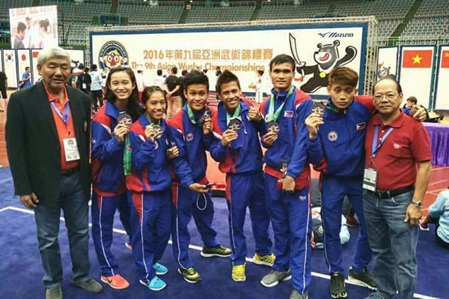 Divine Wally leads successful PH campaign with gold win in Asian Wushu Championships
