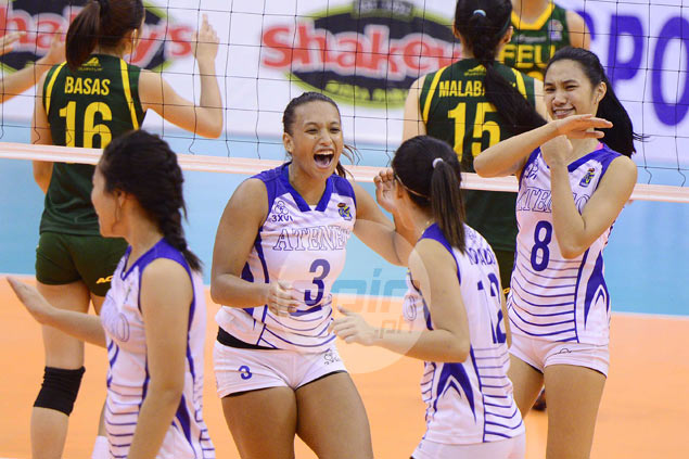 Ateneo Lady Eagles go for clincher, but Pons set for FEU return in Game Two