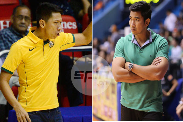 Racela, Ayo insist there's no bad blood as FEU, La Salle clash in marquee UAAP match