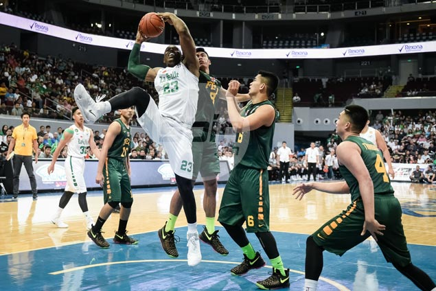 La Salle validates status as UAAP title favorite by surviving tough FEU stand