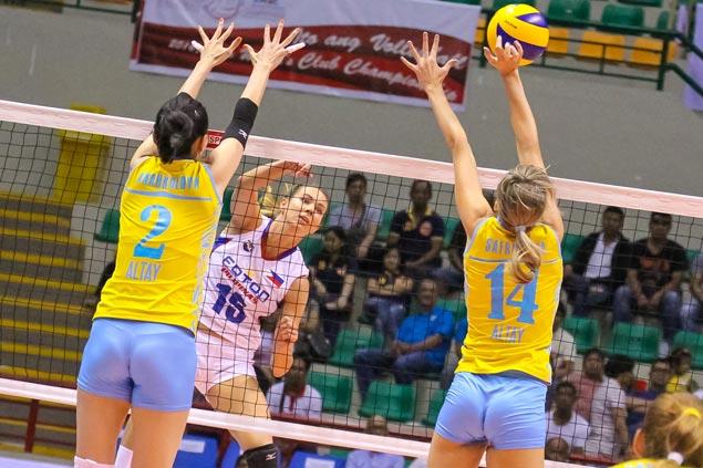 Kazakhstan spoils return of injured Foton import Lindsay Stalzer