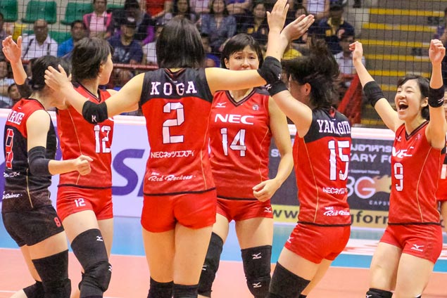 Japan's Red Rockets keep slate unblemished with quick win over Vietnamese squad