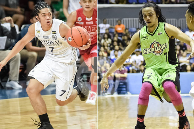 NU's J-Jay Alejandro says striking resemblance to Terrence Romeo mere coincidence