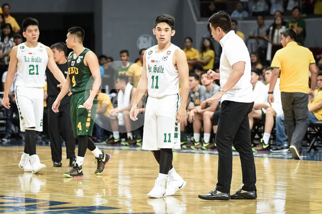 On Ayo advice, Aljun Melecio spends days before game watching Mark Cruz videos