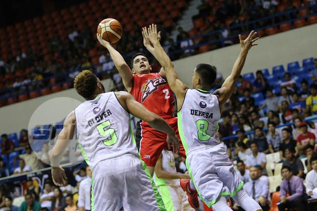 Defense-oriented Alaska wins on offense, rips GlobalPort in Antipolo shootout