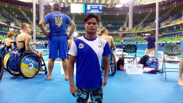 Ernie Gawilan's mind on fellow Dabawenyos, Duterte days before Paralympic Games debut