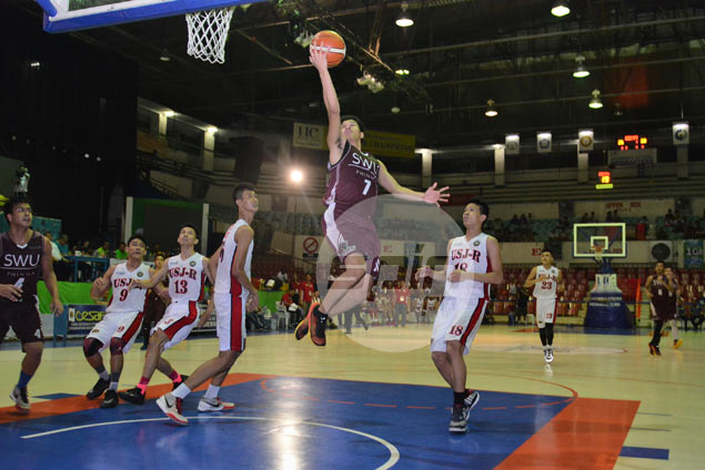 SWU Cobras edge USJ-R Jaguars in another OT thriller to stretch streak to eight