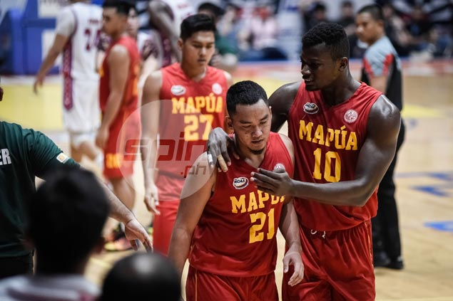 Allwell Oraeme plays through knee pain, still does well to help Mapua stretch streak