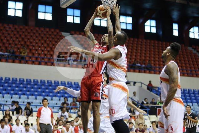 Import Keala King hugely disappointed one 'one and done' stint with Blackwater