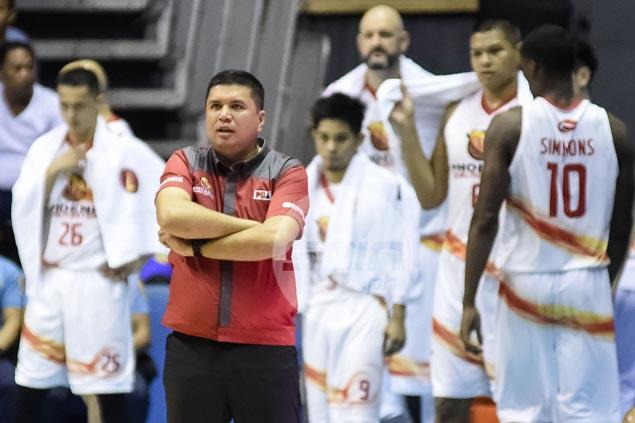 Grateful Phoenix coach Ariel Vanguardia says Blackwater will always be 'family'