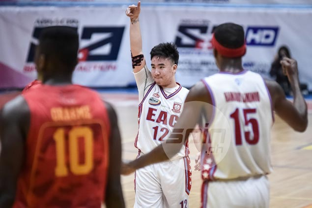 No surrender in 'Little General' Francis Munsayac as EAC eyes top six finish