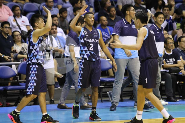 After being snubbed by major schools, Jerrick Ahanmisi is proving Franz Pumaren right