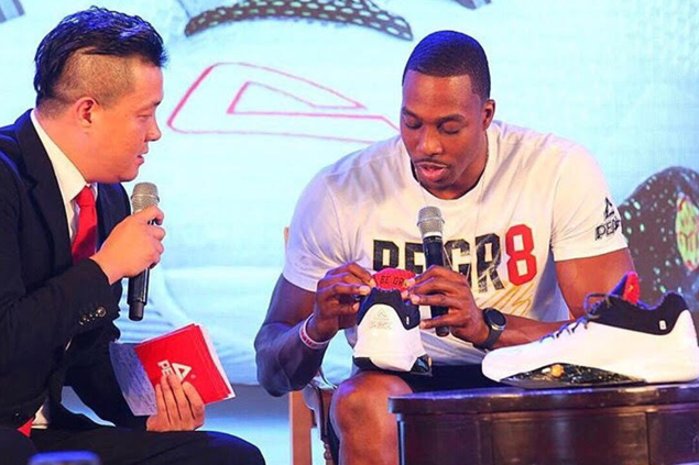 Dwight Howard marks new beginning in Atlanta with Peak DH2 signature shoe