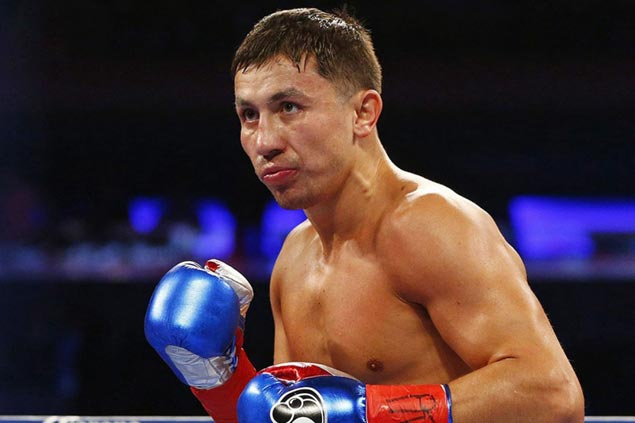 Kell Brook thrives on fear ahead of match against 'most feared man in boxing' Gennady Golovkin