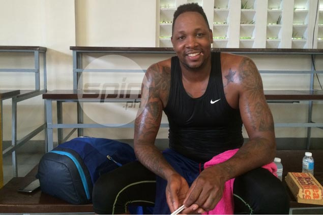 Marcus Douthit won't think twice if he gets another Gilas call: 'Of course I'll take it'
