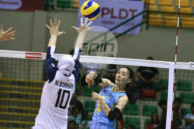 Kazakhstan fights back from a set down to beat Iran, book semis slot in Asian club meet