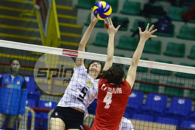 Bangkok Glass whips Vietnam squad to complete semis cast of Asian Women's Club Championship